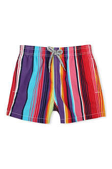 VILEBREQUIN Multi-stripe swim shorts 2-6 years