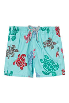 VILEBREQUIN Jim turtle swim shorts 2-6 years