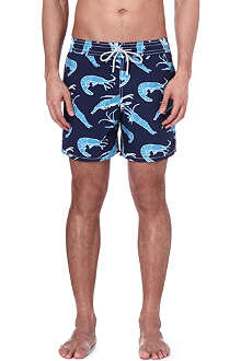 VILEBREQUIN Moorea shrimp swim shorts