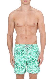 VILEBREQUIN Moorea Les Algues swim shorts