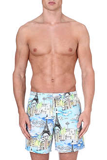 VILEBREQUIN Moorea Paris swim shorts