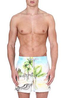 VILEBREQUIN Moorea Baie de Rio swim shorts