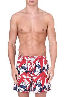 VILEBREQUIN Moorea Panda swim shorts