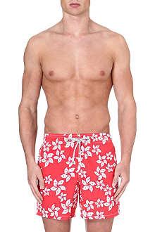 VILEBREQUIN Moorea Bauhinia swim shorts