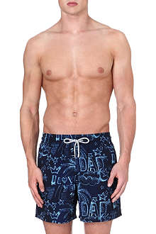 VILEBREQUIN Moorea Father's Day swim shorts