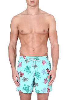 VILEBREQUIN Moorea Multi Turtle swim short