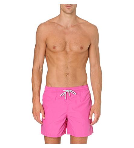 VILEBREQUIN Moorea swim shorts (Pink