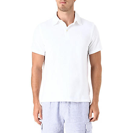 VILEBREQUIN Pavois polo top (White