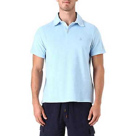 VILEBREQUIN Pavois polo top (Blue
