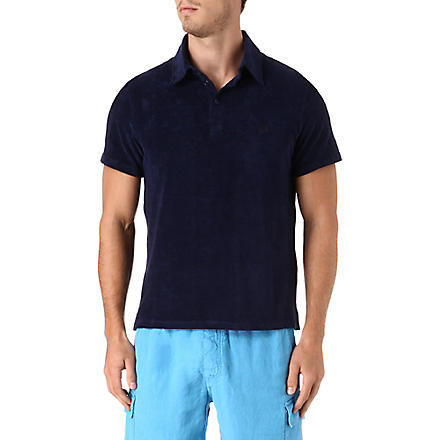 VILEBREQUIN Pavois polo top (Navy