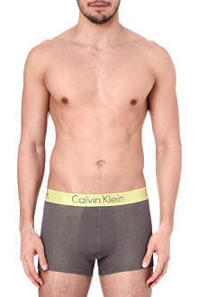 CALVIN KLEIN Two-toned trunks