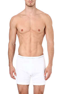 CALVIN KLEIN Two pack button-fly trunks
