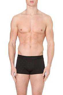 CALVIN KLEIN All-over logo trunks