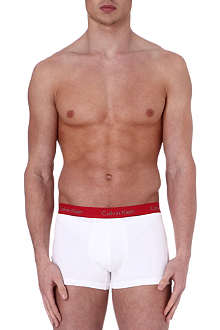 CALVIN KLEIN Pro–stretch basic trunks