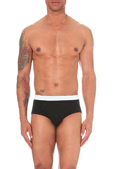 CALVIN KLEIN Three pack logo briefs