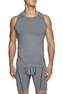 CALVIN KLEIN Athletic ergonomic tank top