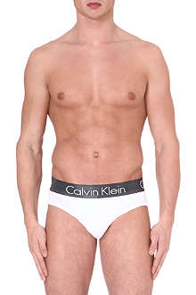 CALVIN KLEIN Nickel briefs