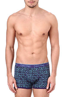 CALVIN KLEIN Contrast trim trunks
