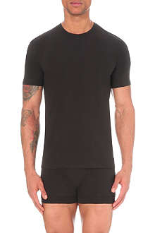CALVIN KLEIN Two pack crew–neck t–shirts