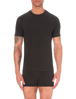 CALVIN KLEIN Two pack crew-neck t-shirts