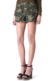 MARC BY MARC JACOBS Forks parka shorts