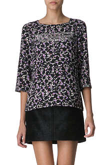 MARC BY MARC JACOBS Exeter floral top