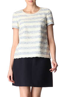 MARC BY MARC JACOBS Luciene lace top