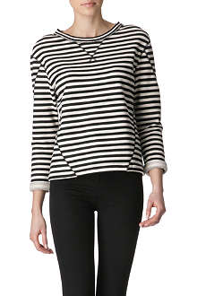 MARC BY MARC JACOBS Ben striped sweater
