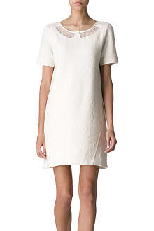 MARC BY MARC JACOBS Hawthorne wool-blend dress
