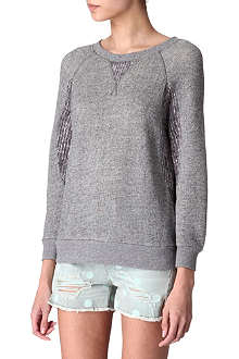 MARC BY MARC JACOBS Contrast sweatshirt