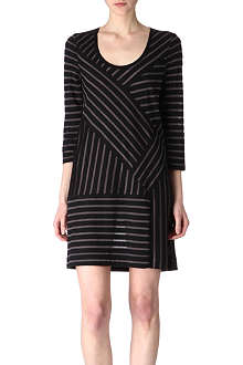 MARC BY MARC JACOBS Smith striped dress