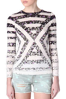 MARC BY MARC JACOBS Exeter printed top