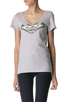 MARC BY MARC JACOBS Camp cotton-jersey t-shirt