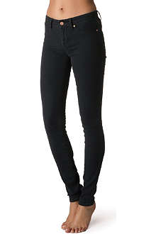 MARC BY MARC JACOBS Stretch-corduroy skinny mid-rise jeans