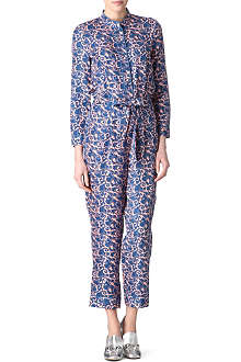 MARC BY MARC JACOBS Tootsie silk jumpsuit