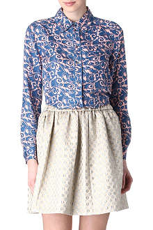 MARC BY MARC JACOBS Printed jacquard shirt