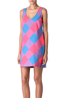 MARC BY MARC JACOBS Stacy checked dress