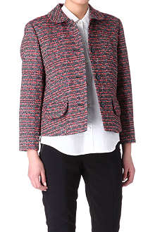 MARC BY MARC JACOBS Miranda tweed jacket
