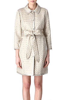 MARC BY MARC JACOBS Romy polka-dot jacquard coat