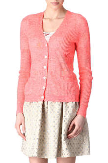 MARC BY MARC JACOBS Farrah ribbed cardigan