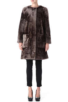 MARC BY MARC JACOBS Hudson shearling coat