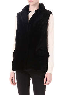 MARC BY MARC JACOBS Hudson shearling gilet
