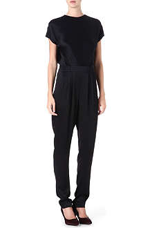 MARC BY MARC JACOBS Mareika silk jumpsuit