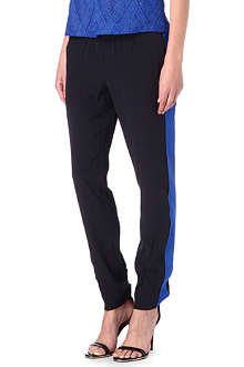 MARC BY MARC JACOBS Sigourney silk trousers