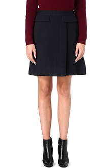 MARC BY MARC JACOBS Wool-blend skirt