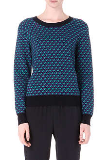 MARC BY MARC JACOBS Luna knitted jumper