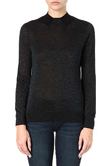MARC BY MARC JACOBS Sparkle knitted jumper