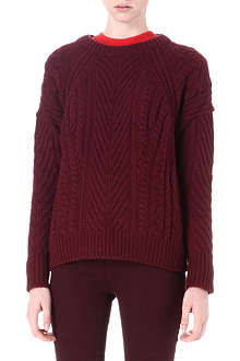 MARC BY MARC JACOBS Connolly cable-knit jumper