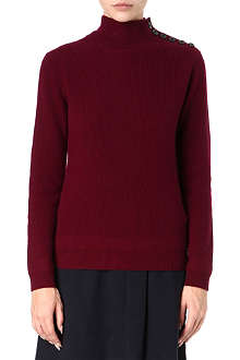MARC BY MARC JACOBS Turtleneck cashmere sweater