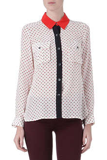 MARC BY MARC JACOBS Vivie silk shirt